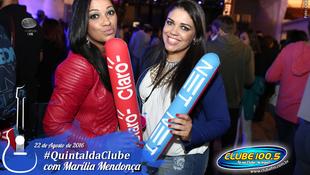 Foto Quintal da Clube com Marília Mendonça 32