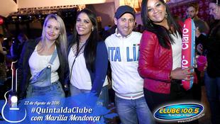 Foto Quintal da Clube com Marília Mendonça 35