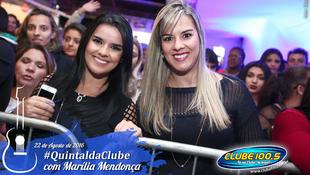 Foto Quintal da Clube com Marília Mendonça 40