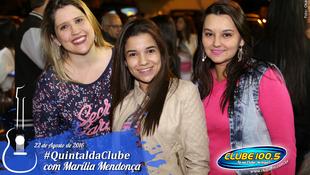 Foto Quintal da Clube com Marília Mendonça 45