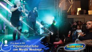 Foto Quintal da Clube com Marília Mendonça 47