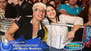 Foto Quintal da Clube com Marília Mendonça 48