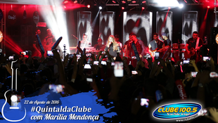 Foto Quintal da Clube com Marília Mendonça 50
