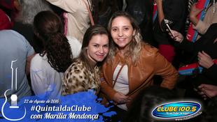 Foto Quintal da Clube com Marília Mendonça 53