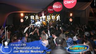 Foto Quintal da Clube com Marília Mendonça 55
