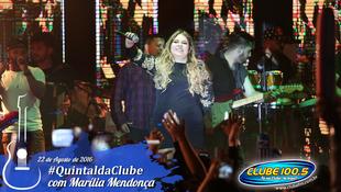 Foto Quintal da Clube com Marília Mendonça 59
