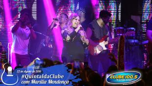 Foto Quintal da Clube com Marília Mendonça 62