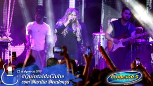 Foto Quintal da Clube com Marília Mendonça 68