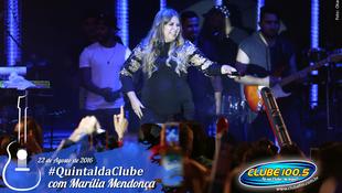 Foto Quintal da Clube com Marília Mendonça 71