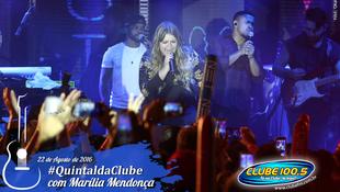 Foto Quintal da Clube com Marília Mendonça 74