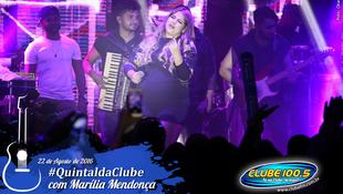 Foto Quintal da Clube com Marília Mendonça 76
