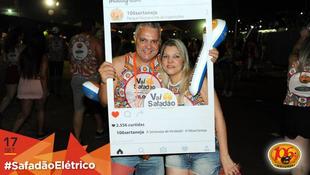 Foto Fotos da galera no #SafadãoElétrico 420