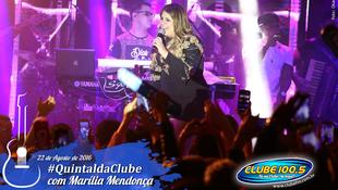 Foto Quintal da Clube com Marília Mendonça 79
