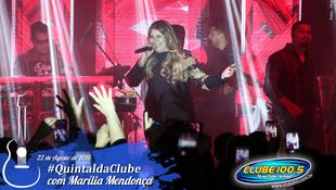 Foto Quintal da Clube com Marília Mendonça 85