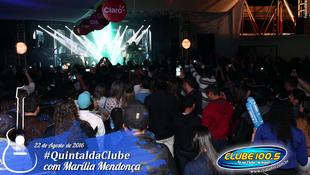 Foto Quintal da Clube com Marília Mendonça 86