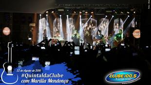 Foto Quintal da Clube com Marília Mendonça 98