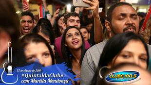 Foto Quintal da Clube com Marília Mendonça 101