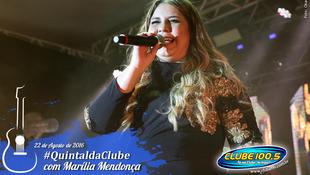 Foto Quintal da Clube com Marília Mendonça 102