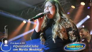 Foto Quintal da Clube com Marília Mendonça 104
