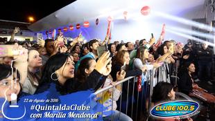 Foto Quintal da Clube com Marília Mendonça 108