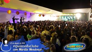 Foto Quintal da Clube com Marília Mendonça 113