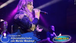 Foto Quintal da Clube com Marília Mendonça 114