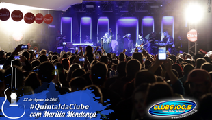 Foto Quintal da Clube com Marília Mendonça 118