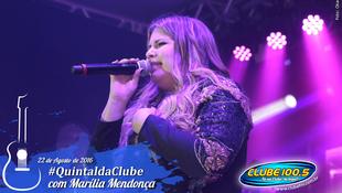 Foto Quintal da Clube com Marília Mendonça 123