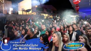 Foto Quintal da Clube com Marília Mendonça 125