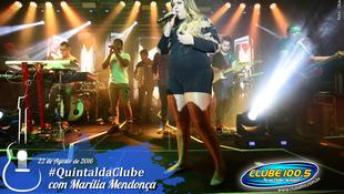 Foto Quintal da Clube com Marília Mendonça 129