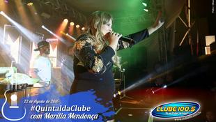 Foto Quintal da Clube com Marília Mendonça 133