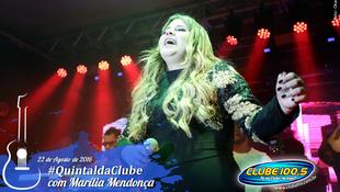 Foto Quintal da Clube com Marília Mendonça 140