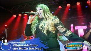 Foto Quintal da Clube com Marília Mendonça 141