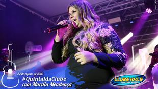 Foto Quintal da Clube com Marília Mendonça 143