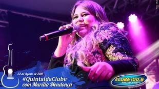 Foto Quintal da Clube com Marília Mendonça 148
