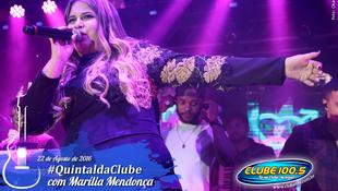 Foto Quintal da Clube com Marília Mendonça 149