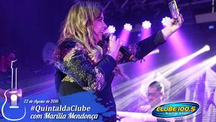 Foto Quintal da Clube com Marília Mendonça 150