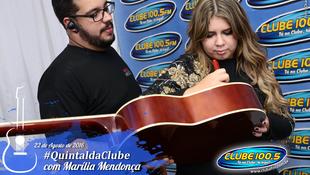 Foto Quintal da Clube com Marília Mendonça 158