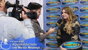 Foto Quintal da Clube com Marília Mendonça 160