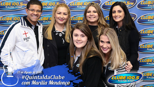 Foto Quintal da Clube com Marília Mendonça 161