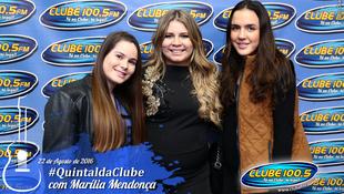 Foto Quintal da Clube com Marília Mendonça 163