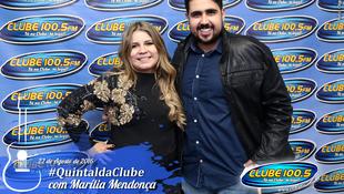 Foto Quintal da Clube com Marília Mendonça 164