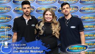 Foto Quintal da Clube com Marília Mendonça 166