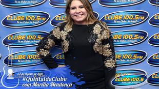 Foto Quintal da Clube com Marília Mendonça 167