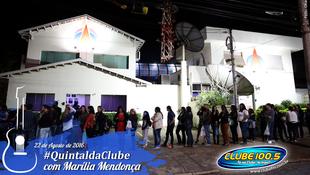 Foto Quintal da Clube com Marília Mendonça 169