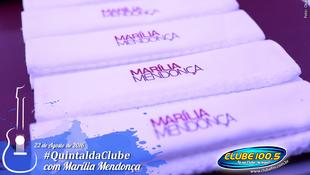 Foto Quintal da Clube com Marília Mendonça 172