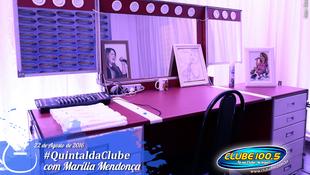 Foto Quintal da Clube com Marília Mendonça 173