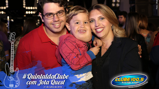 Foto Quintal da Clube com Jota Quest 5