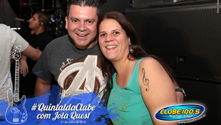 Foto Quintal da Clube com Jota Quest 7