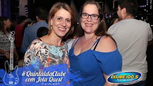 Foto Quintal da Clube com Jota Quest 8